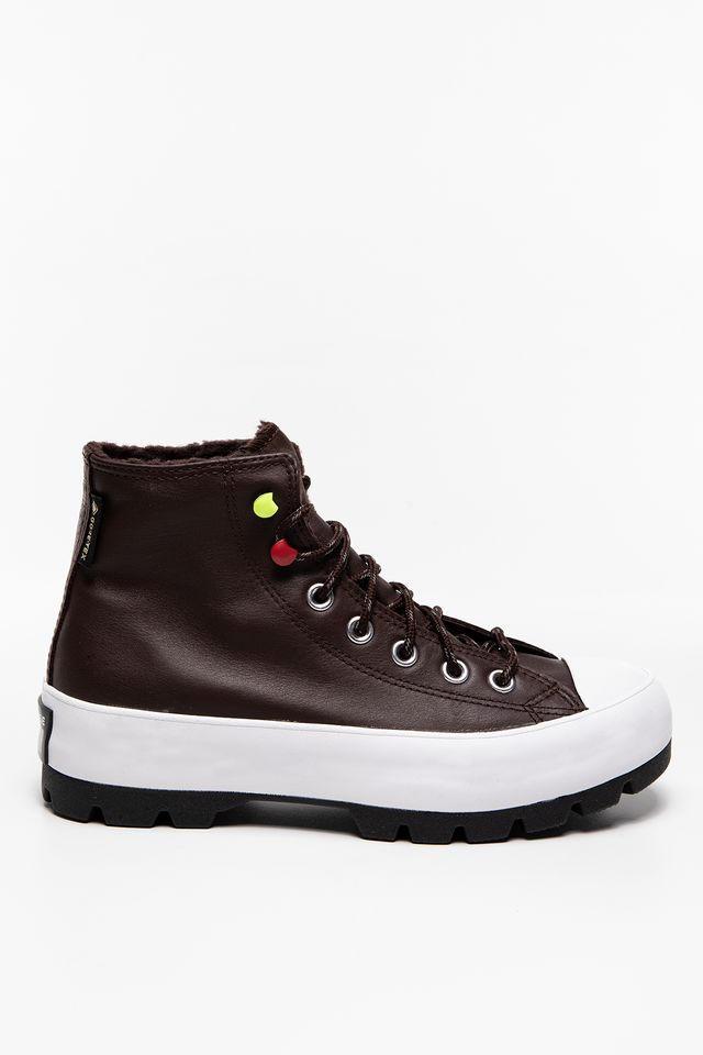 DARK ROOT/WHITE/BLACK Chuck Taylor AS Lugged Winter 569556C
