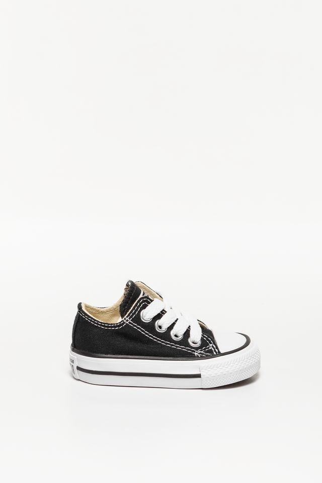 Black Chuck Taylor All Star