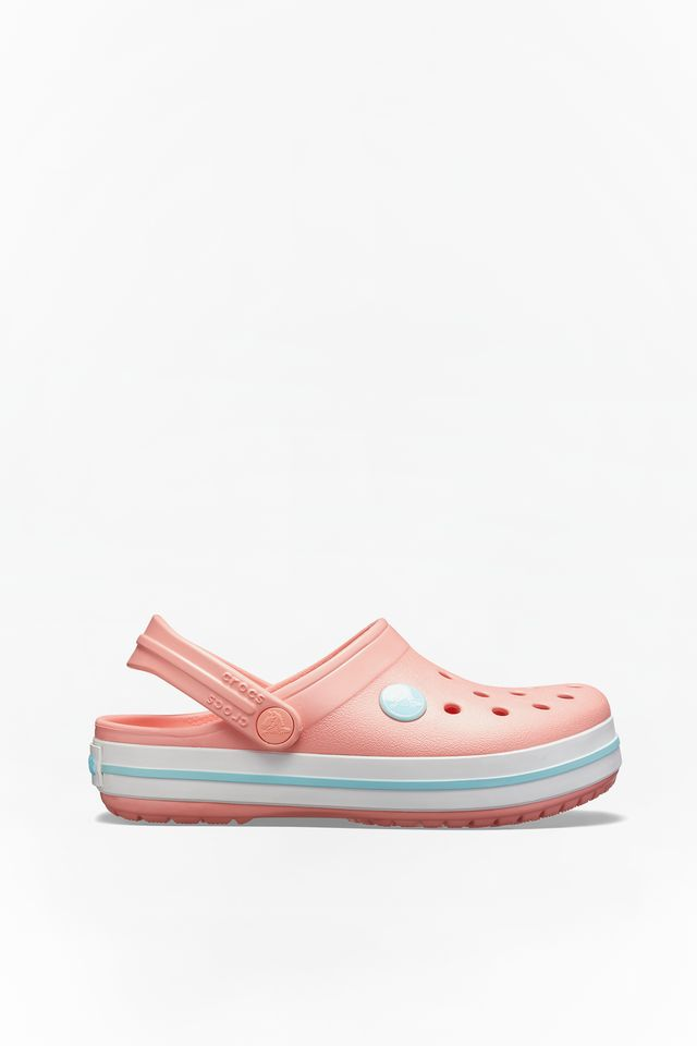 MELON/ ICE BLUE Crocband Clog K 537