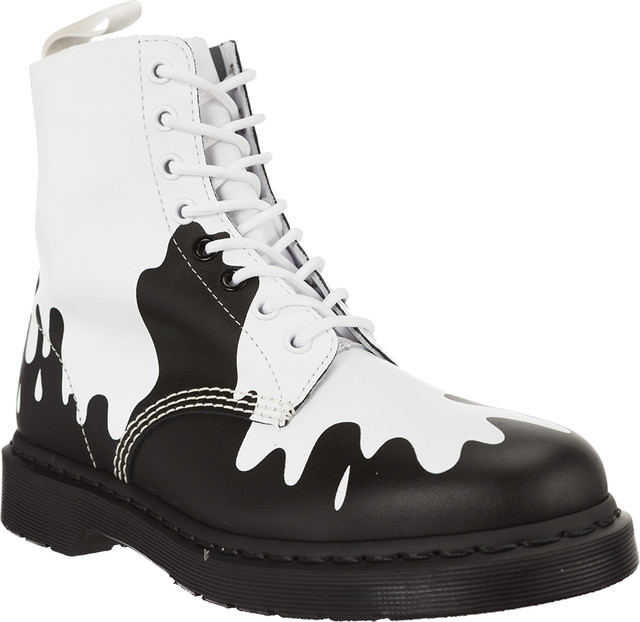 Buty Dr. Martens  <br/><small>Pascal White Plus Black </small>  21079101