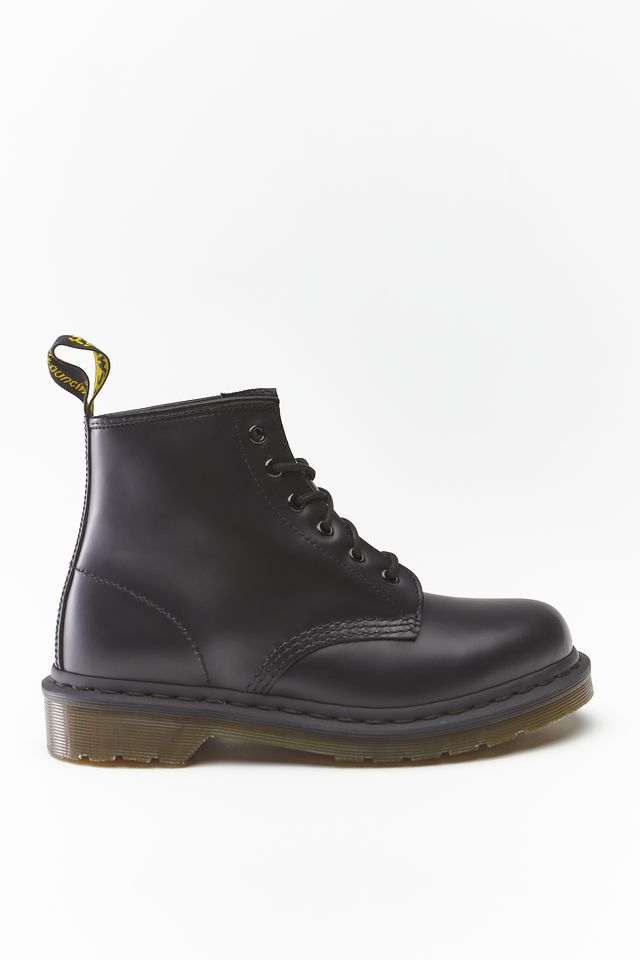 Dr. Martens 101 SMOOTH BLACK SMOOTH DM10064001