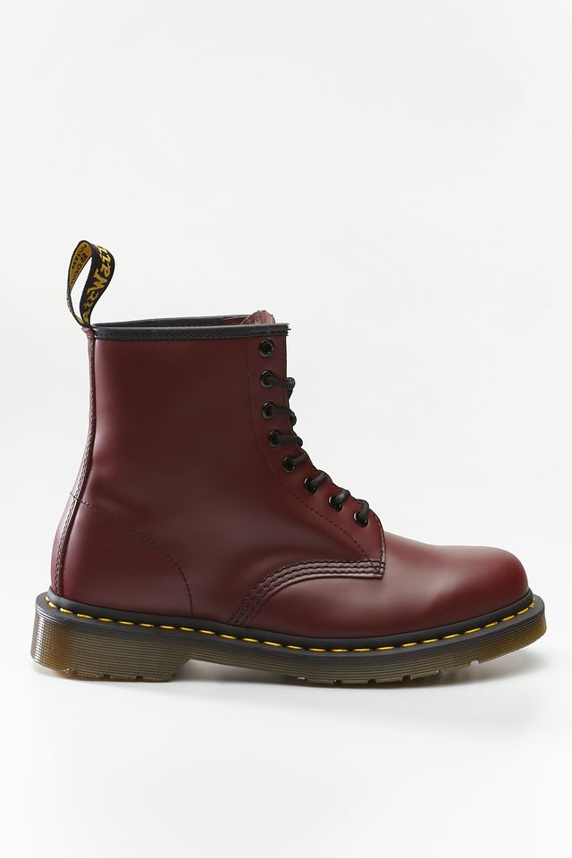 Buty Dr. martens    1460 Smooth Cherry Red Cherry Red Smooth