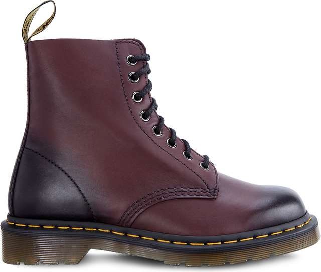 Dr. Martens 1460 PASCAL ANTIQUE TEMPERLEY CHERRY RED DM21154600