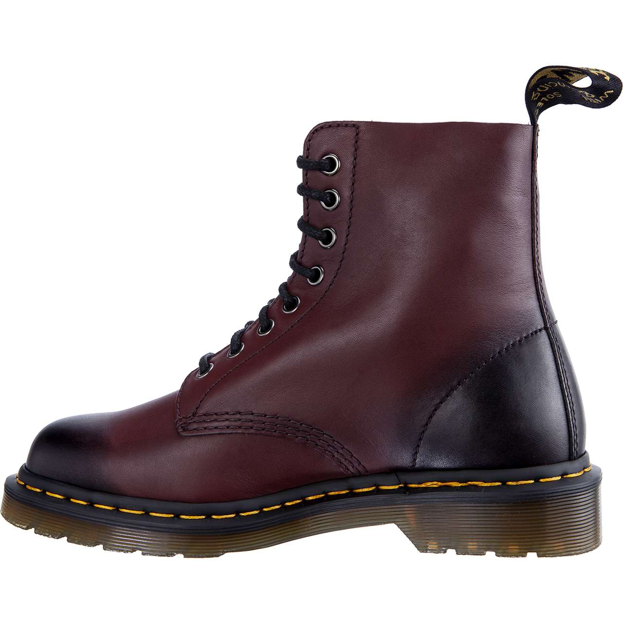 Buty Dr. Martens  <br/><small>1460 PASCAL ANTIQUE TEMPERLEY CHERRY RED </small>  DM21154600