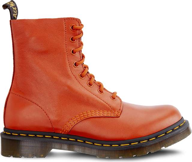Dr. Martens 1460 PASCAL VIRGINIA BURNT ORANGE VIRGINIA DM23887806