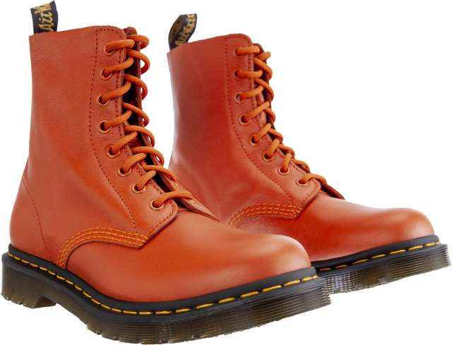 Buty Dr. Martens  <br/><small>1460 PASCAL VIRGINIA BURNT ORANGE VIRGINIA </small>  DM23887806