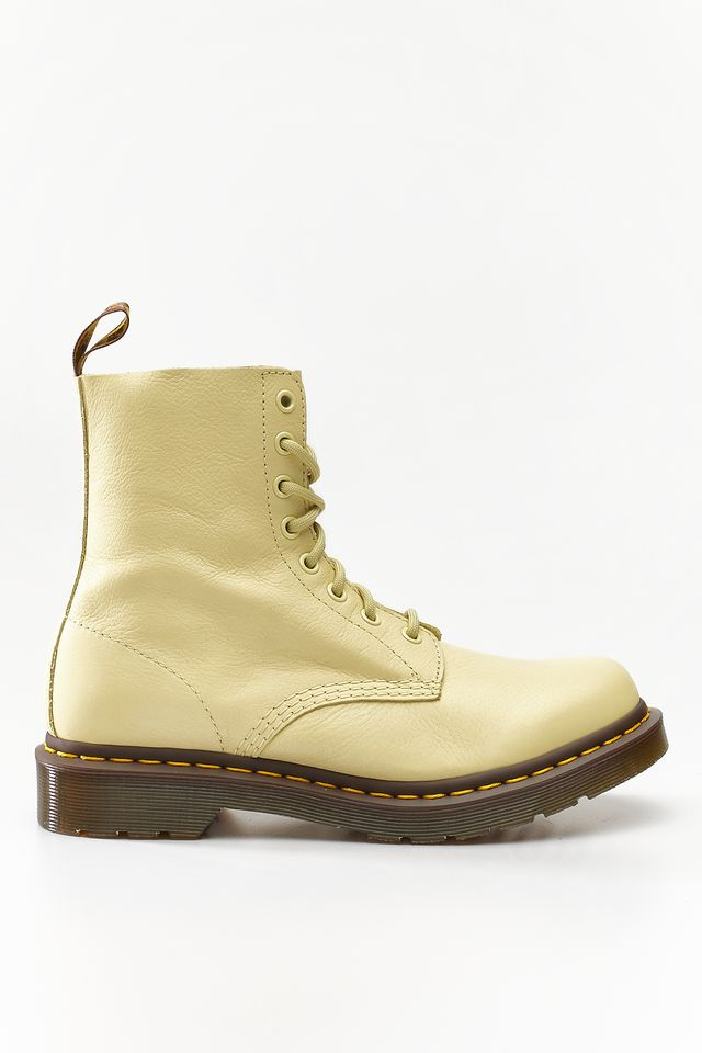 Dr. Martens 1460 PASCAL VIRGINIA PASTEL YELLOW VIRGINIA DM24482757