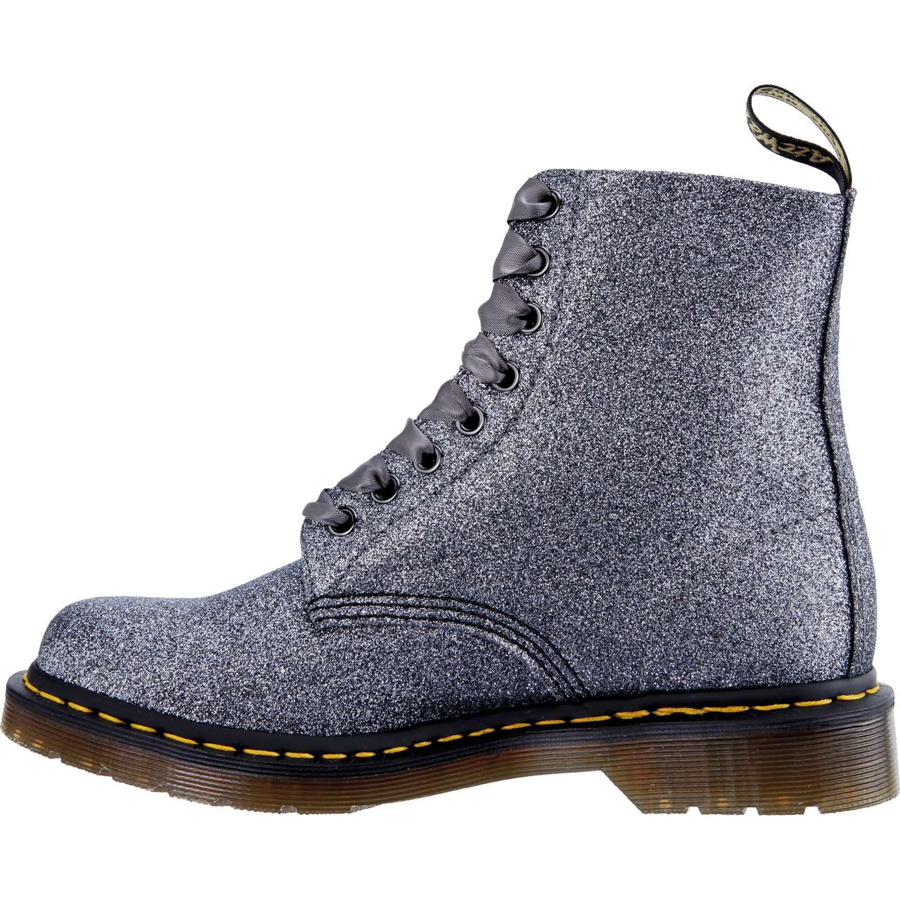 Buty Dr. Martens  <br/><small>1460 PASCAL GLITTER PEWTER </small>  DM24320041