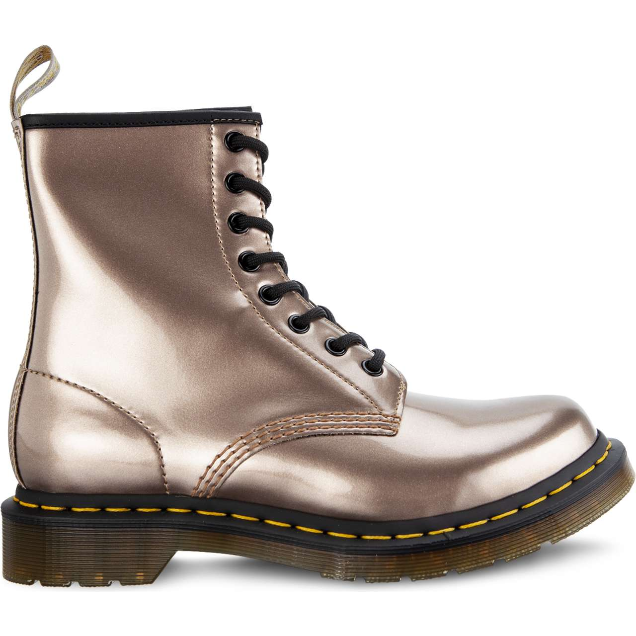 Buty Dr. Martens  <br/><small>1460 Vegan Chrome Rose Gold </small>  DM24865716