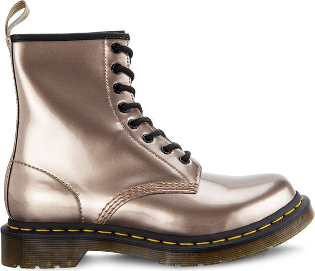 Dr. Martens 1460 Vegan Chrome Rose Gold DM24865716