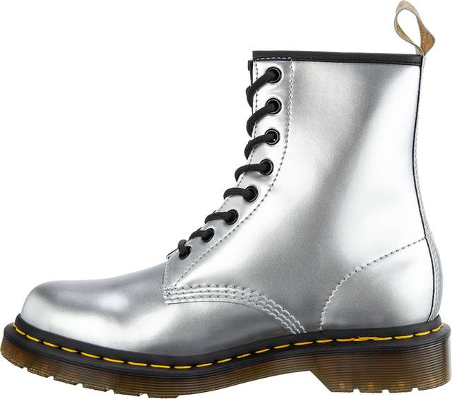 Buty Dr. Martens  <br/><small>1460 Vegan Chrome Silver </small>  DM24865040