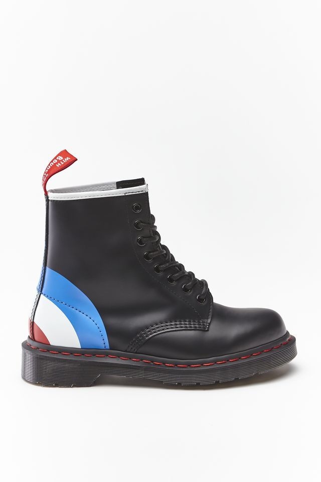 Dr. Martens THE WHO 1460 BLACK DM25268001