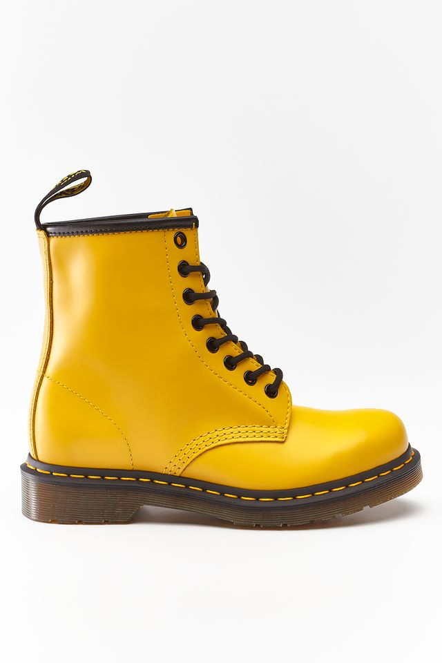 Dr. Martens 1460 SMOOTH SUMMER ICONS YELLOW DM24614700