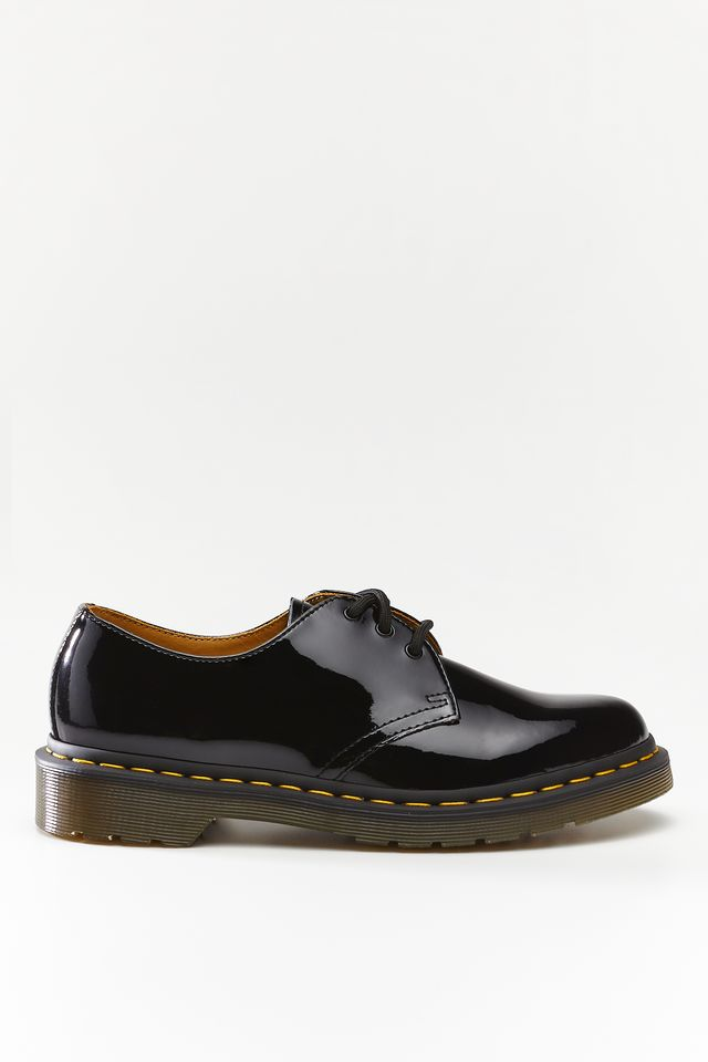 Dr. Martens 1461 Black Patent Lamper 10084001 DM10084001