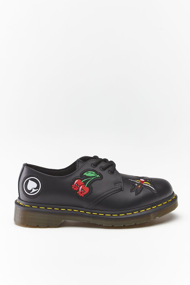 Dr. Martens 1461 SMOOTH BLACK DM24435001