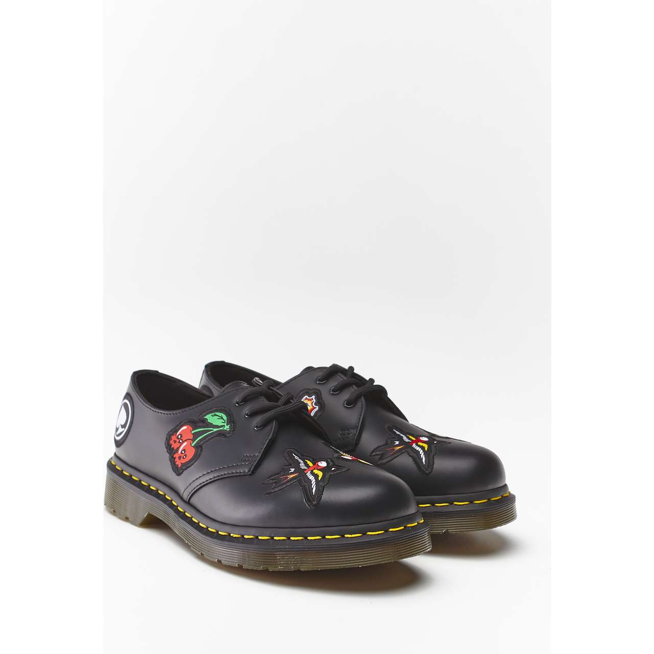 Buty Dr. Martens  <br/><small>1461 SMOOTH BLACK </small>  DM24435001