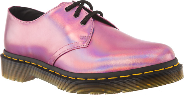 Dr. Martens 1461 ICED METALLIC MALLOW PINK REFLECTIVE METALLIC LEATHER 23552690