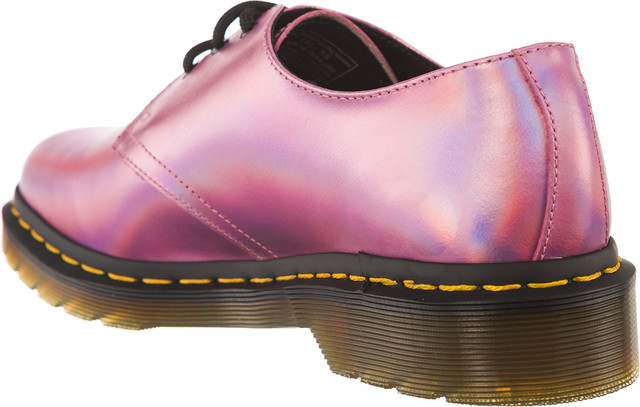 Buty Dr. Martens  <br/><small>1461 ICED METALLIC MALLOW PINK REFLECTIVE METALLIC LEATHER </small>  23552690