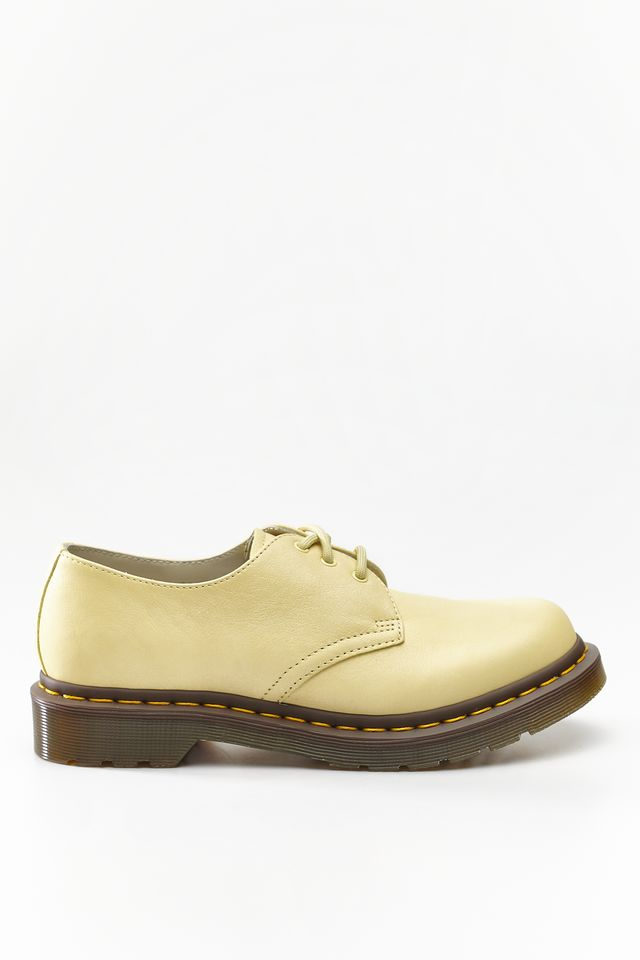 Buty Dr. Martens  <br/><small>1461 VIRGINIA PASTEL YELLOW VIRGINIA </small>  DM24481757