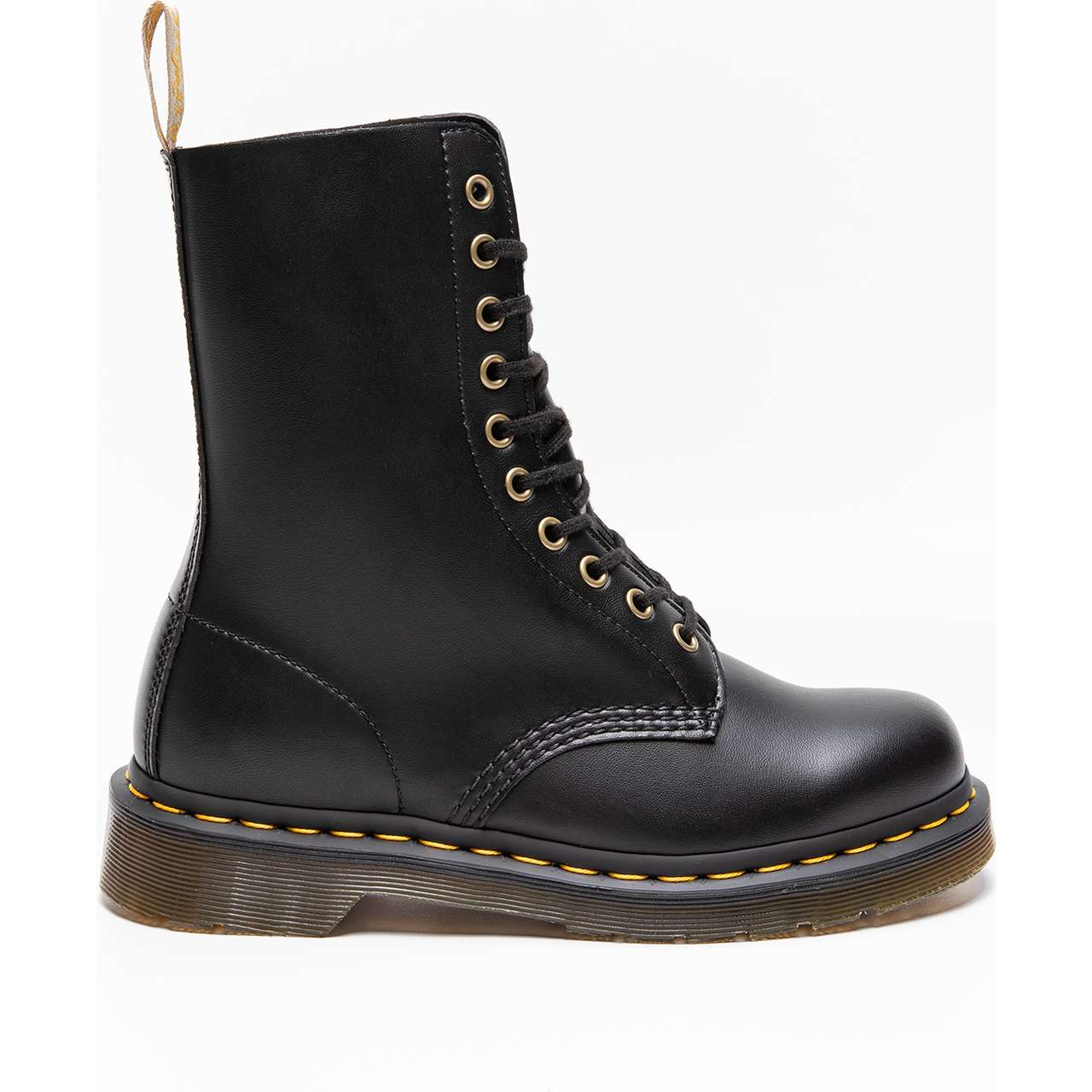 Buty Dr. Martens  <br/><small>VEGAN 1490 FELIX RUB OFF BLACK </small>  DM23981001