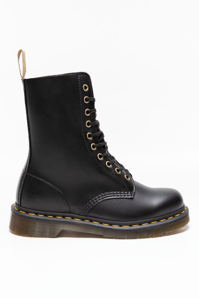 Dr. Martens VEGAN 1490 FELIX RUB OFF BLACK DM23981001