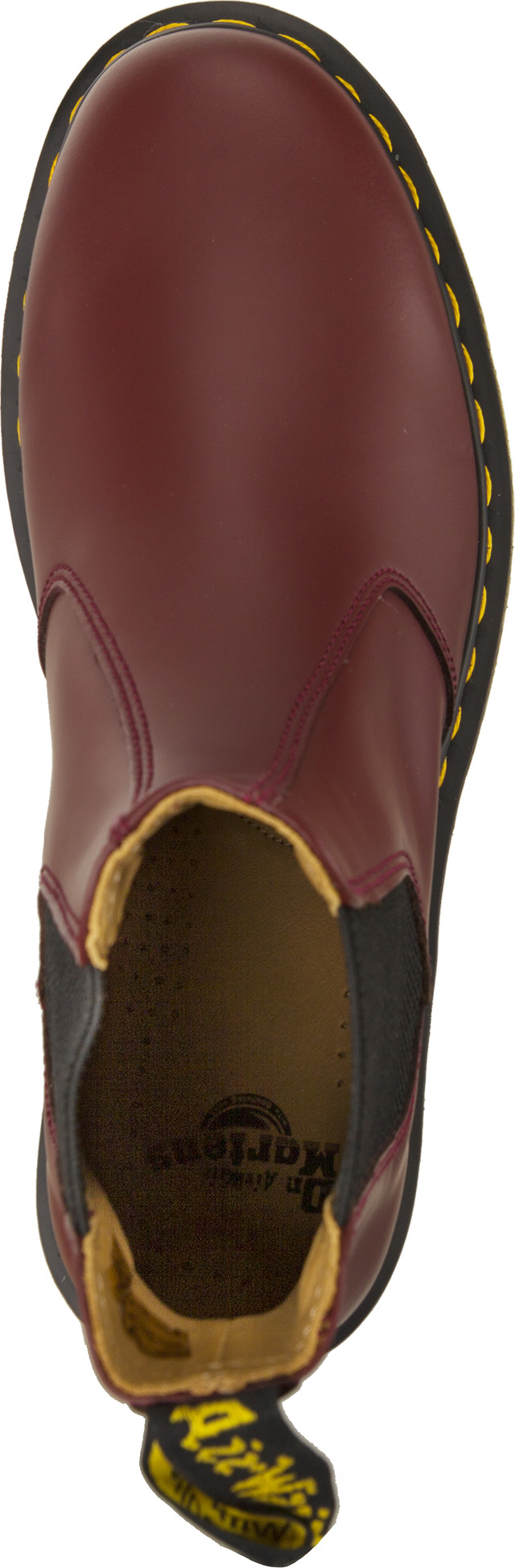 Buty Dr. Martens  <br/><small>2976 Yellow Stitch Chelsea Boot Cherry Red </small>  DM22227600