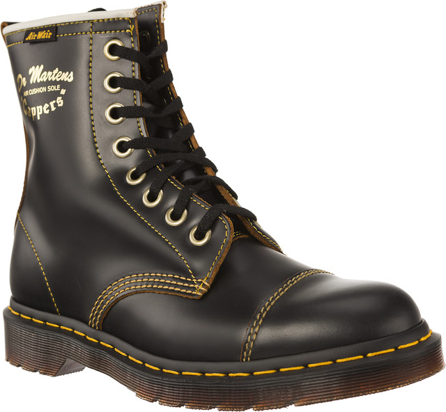 Buty Dr. Martens  <br/><small>CAPPER BLACK VINTAGE </small>  16058001