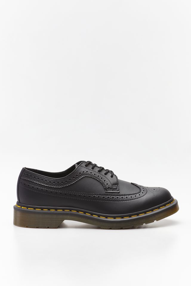 Dr. Martens VEGAN 3989 BLACK FELIX RUB OFF DM16153001