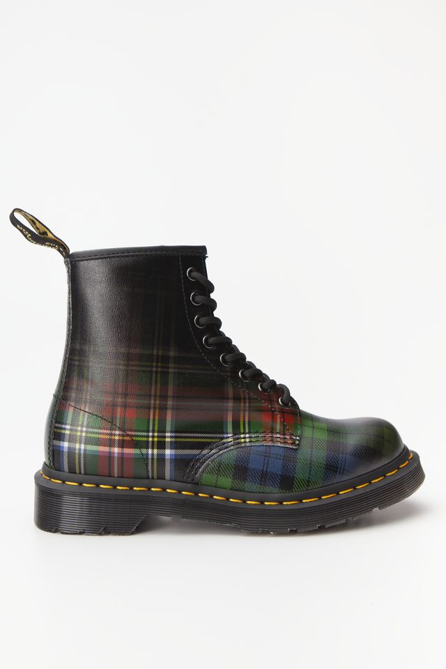 Dr. Martens 1460 TARTAN RED STEWART/BLACK WATCH DM25244602