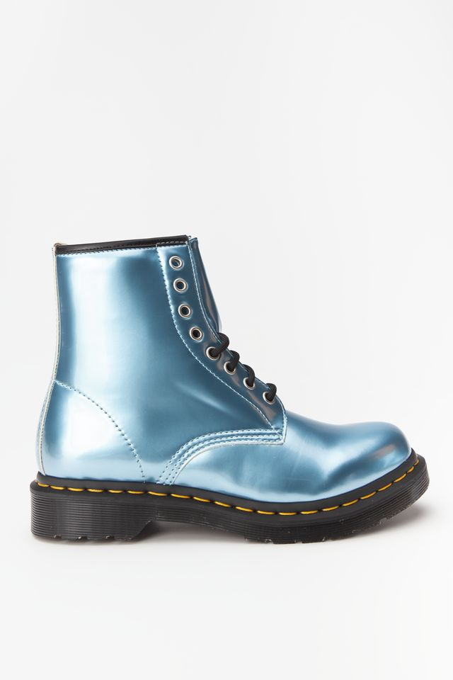 Dr. Martens VEGAN 1460 BLUE PONY GOLDMIX DM25279400