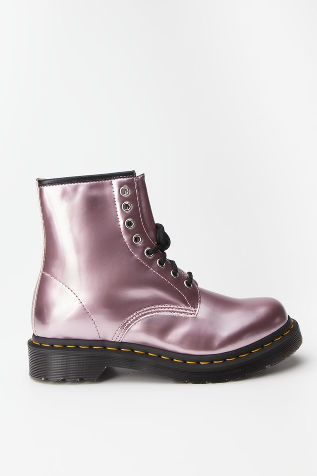 Dr. Martens VEGAN 1460 GOLDMIX PINK PONY GOLDMIX DM25279650