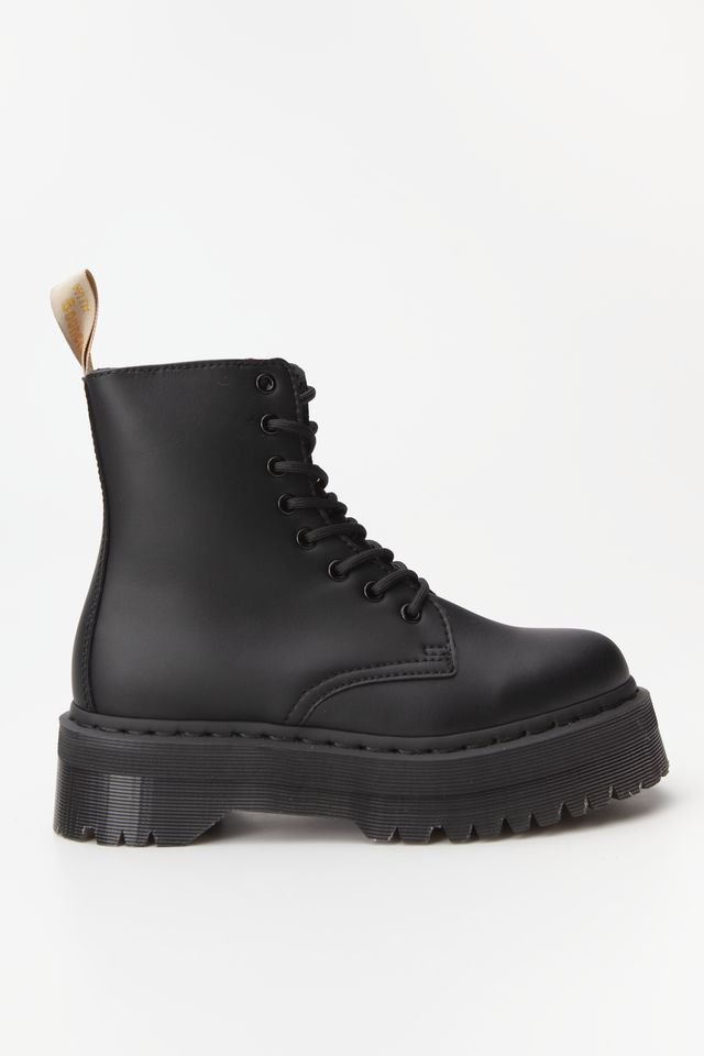 Dr. Martens VEGAN JADON II MONO BLACK FELIX RUB OFF DM25310001