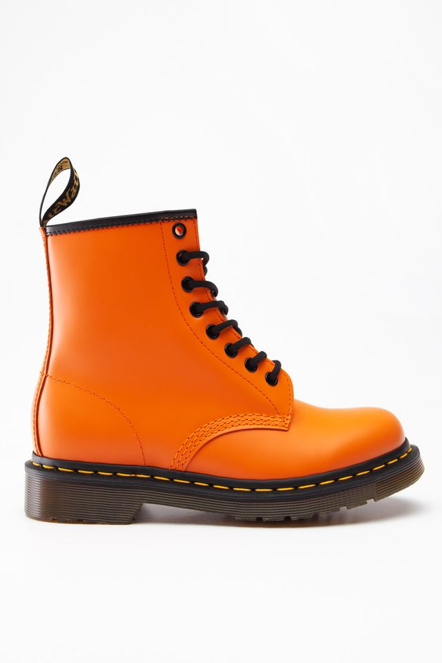 Dr. Martens 1460 SMOOTH ORANGE DM25714659