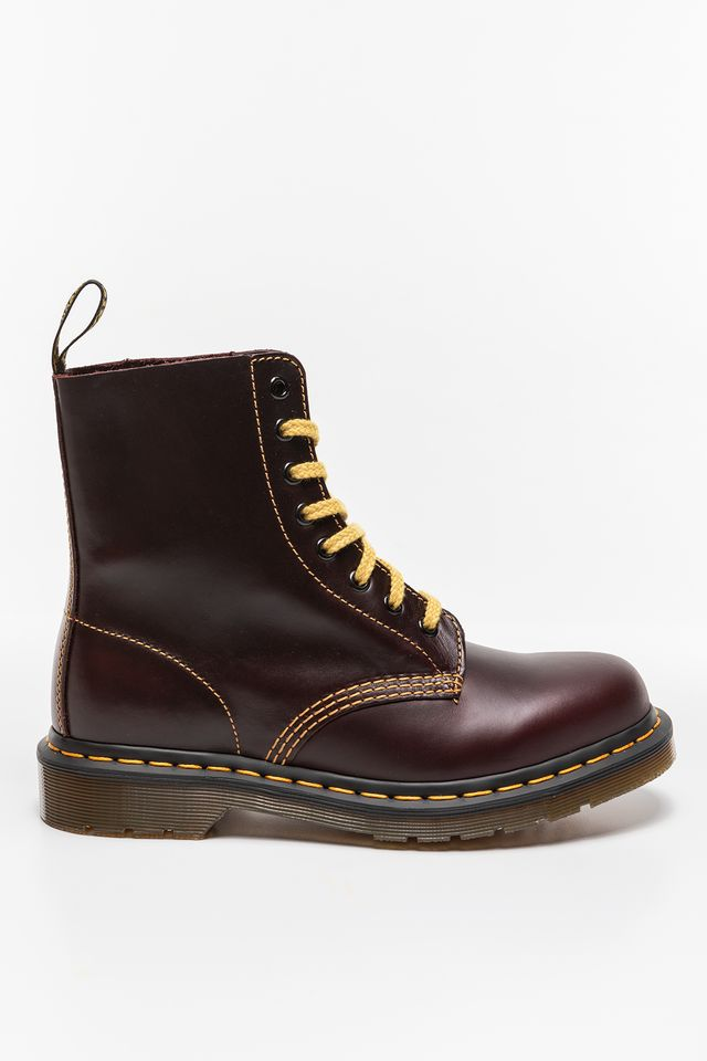 OXBLOOD 1460 PASCAL OXBLOOD