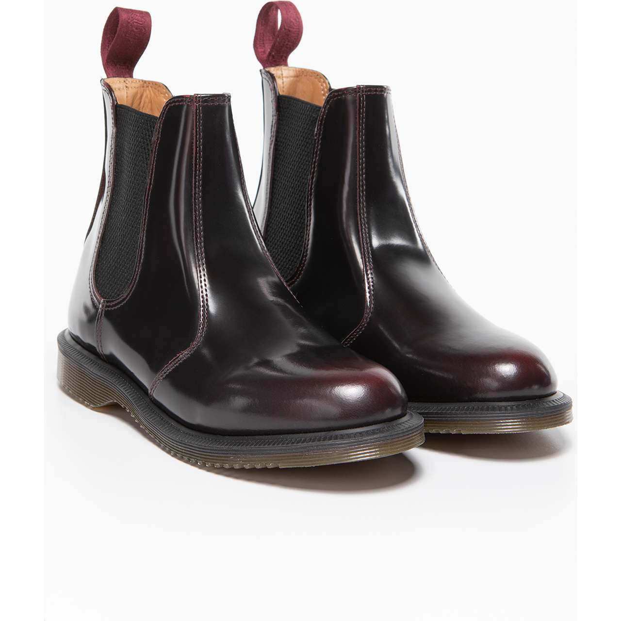Buty Dr.Martens  <br/><small>FLORA ARCADIA CHERRY RED </small>  DM14650601