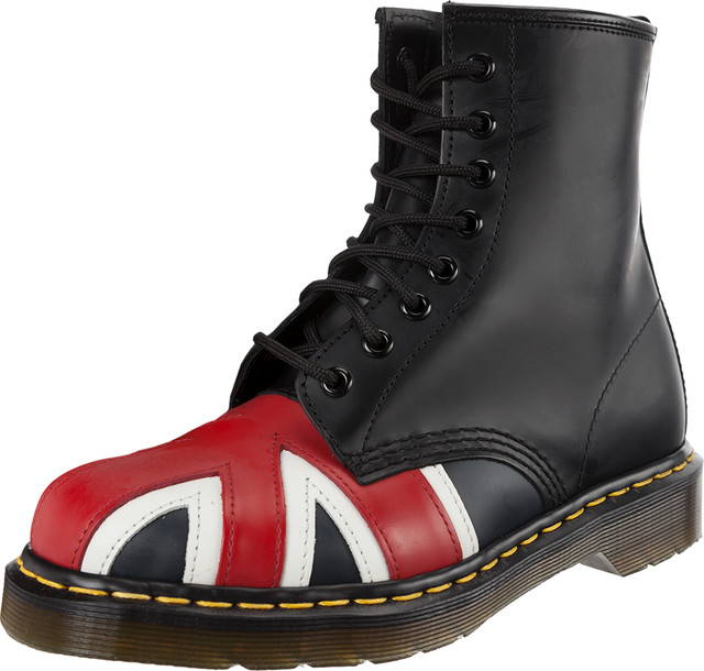 Outdoor Dr.Martens  <br/><small>Union Jack Black </small>  10950001