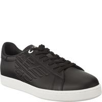 EA7 Emporio Armani Unisex Leather Sneaker 248028CC299-00020