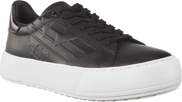 EA7 Emporio Armani CLASSIC FASHION LOW U BLACK 2480058P299-00020