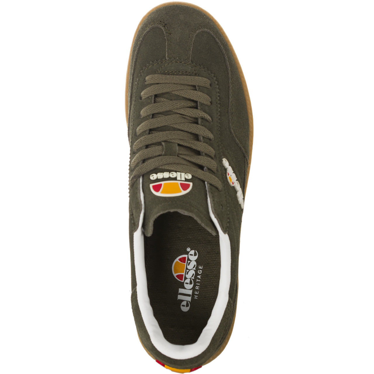 Buty Ellesse  <br/><small>Calcio SHFU0295 MILITARY GREEN / GUM </small>