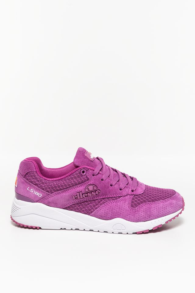 Ellesse LS180 TRAINER ELECTRIC PLUM 234 SFW00234