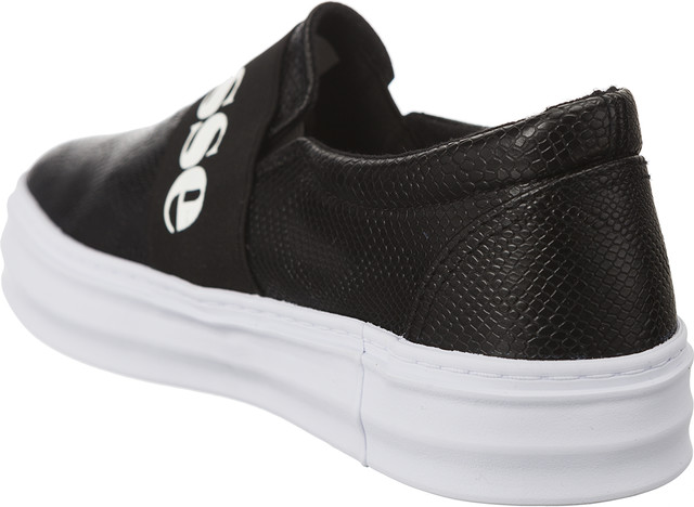Buty Ellesse  <br/><small>Panforte Slip on SGFU0302 BLACK </small>