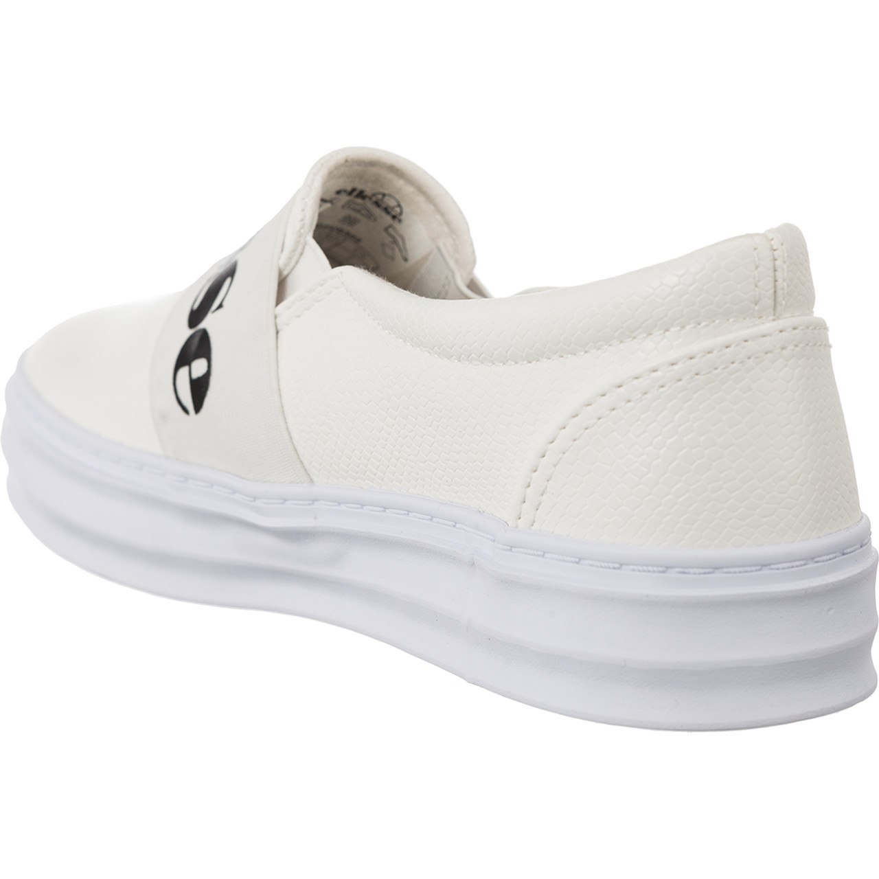 Buty Ellesse  <br/><small>Panforte Slip on SGFU0302 WHITE </small>