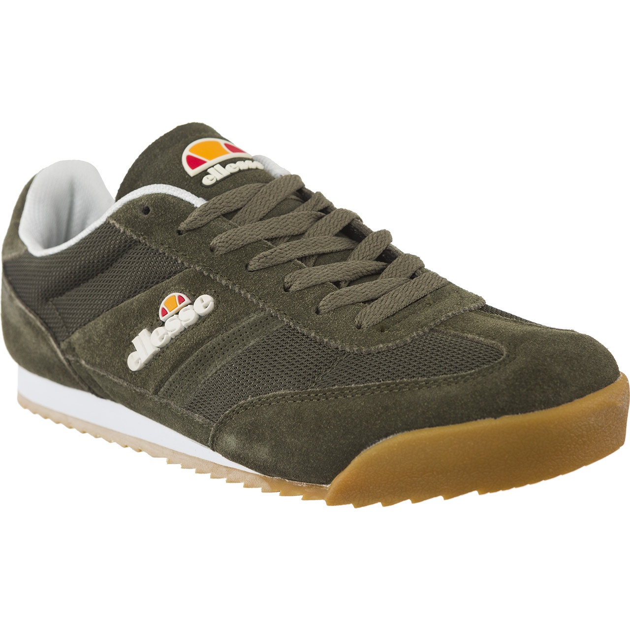 Buty Ellesse  <br/><small>SHFU0296 MILITARY GREEN / GUM </small>