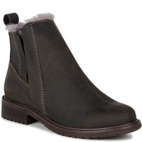 Buty EMU Australia Pioneer Leather Charcoal