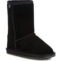 Buty EMU Australia Wallaby Lo Teens Black