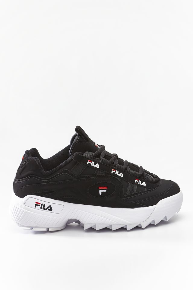 Fila D-FORMATION WMN 014 BLACK/WHITE/FILA RED 5CM00512-014