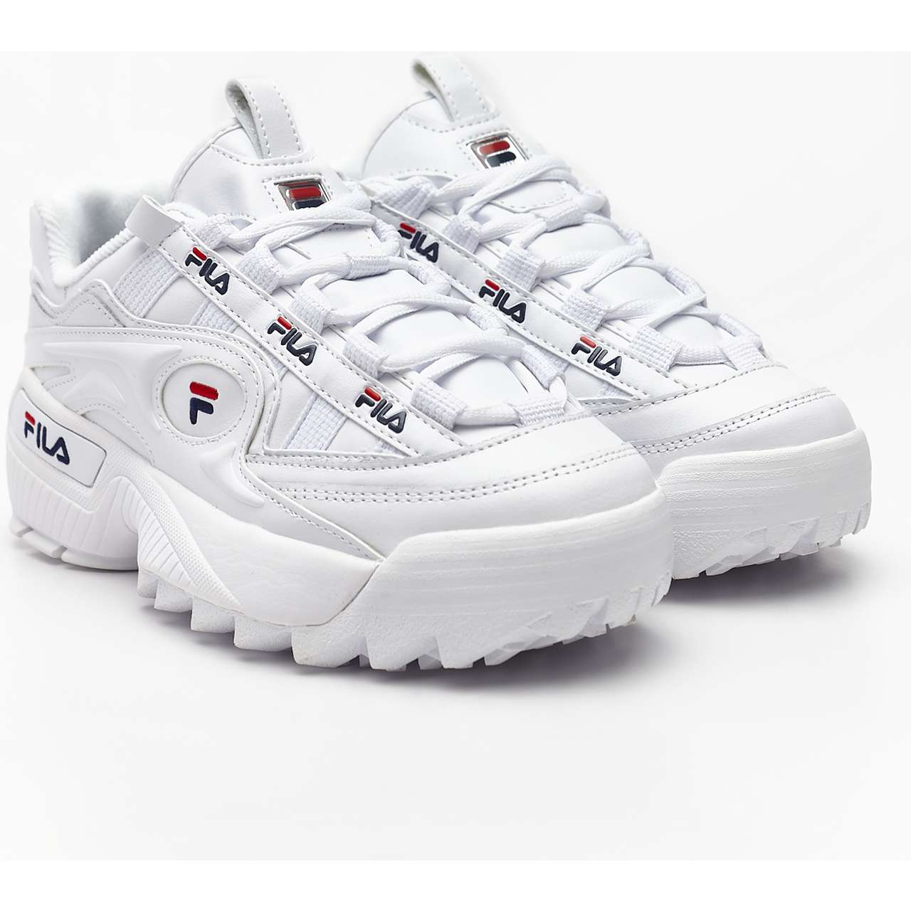 Buty Fila  <br/><small>D-FORMATION WMN 125 WHITE/FILA NAVY/FILA RED </small>  5CM00514-125