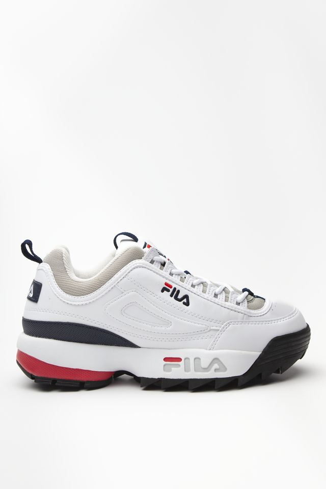Fila DISRUPTOR CB LOW 1FG WHITE 1010707-1FG