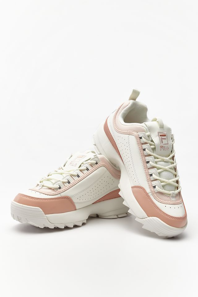 Fila Disruptor CB Low WMN Marshmallow/Salmon 1010604-02W