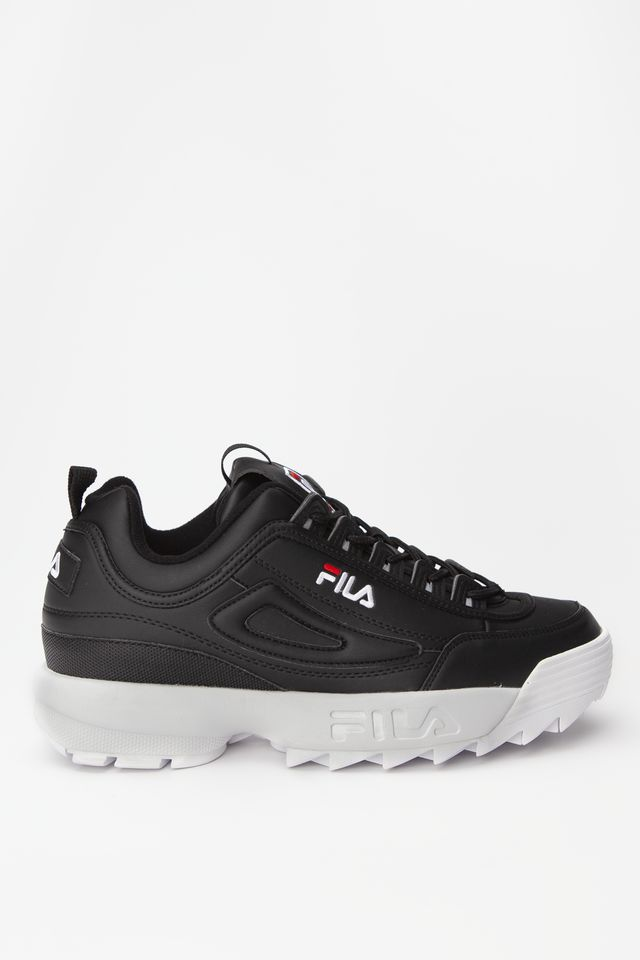 Fila DISRUPTOR LOW 25Y BLACK 1010262-25Y
